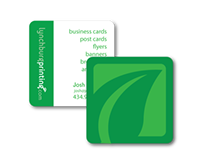 4 Creative Business Card Designs - LynchburgPrinting
