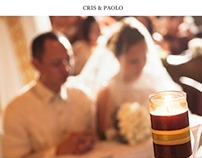 Bacolod City Wedding by mdeguzmanPhoto: Cris+Paolo