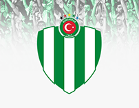 NEW LOGO FOR BURSASPOR CLUB