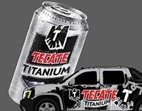 Avalanche Tecate Titanium