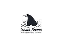 Shark Space Logo