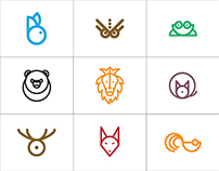 Animal Logos and Marks