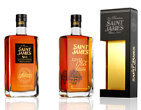 SAINT JAMES - DESIGN PACKAGING