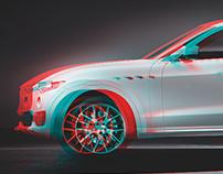 Maserati Levante | ramp special | Frischer Wind