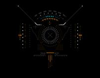 HUD Sphinx Ship