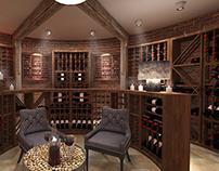 wine cellar ~
