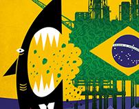 La Coima que Mató al Brasil