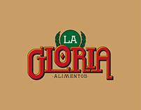 La Gloria Alimentos - Branding