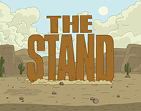 THE STAND – game project