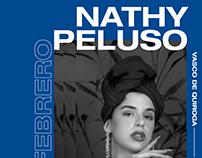 Nathy Peluso en Monterrey
