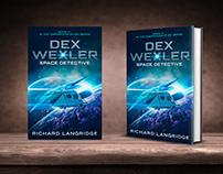 Dex Wexler book cover design