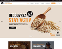 Freelance Project - Stay'Activ