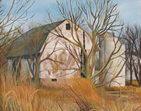 Barn and Country Landscapes