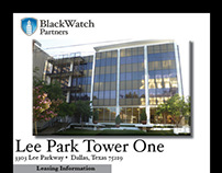 Lee Park Tower One Leasing Flyer