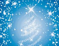 Company E Christmas Card