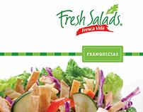 Fresh Salads Franquicias