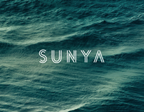 Identity for Sunya Skincare