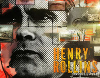 Henri Rollins Poster Design
