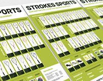 Strokes Sports - 2013 Range Poster