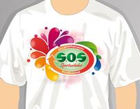 Camisa SOS Oportunidades