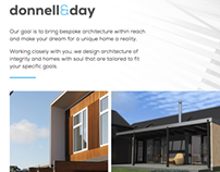 Donnell and Day Website Copy