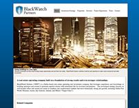 BlackWatch Partners Website