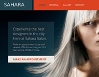 Salon - Web Development