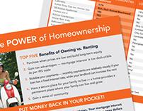 Home Buyer Flyers