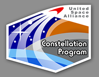 Constellation Program Patch