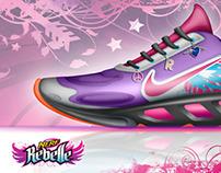Nerf Rebelle Nike Shoe
