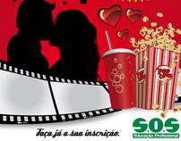 Cartaz A3 - Projeto dia dos namorados - SOS