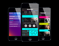 Makelight - App design