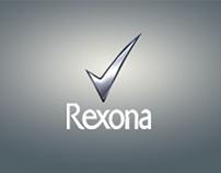 Rexona - Transparente
