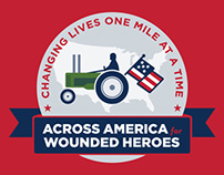 Across America for Wounded Heroes