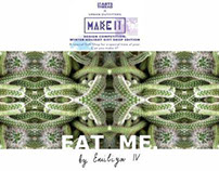 EAT ME | Urban Outfitters Competition 'Make it'