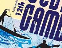 Ocean Games Event Poster
