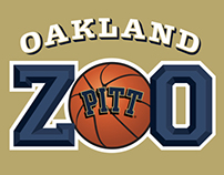 University of Pittsburgh 2013 Oakland Zoo logo