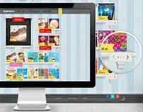 Online Kids' Bookstore - Bajkoteka