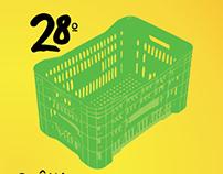 Cartaz 28º Prêmio Design Museu da Casa Brasileira