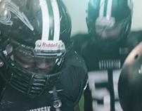 Stevenson Mustang Football Promo