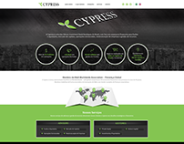 Website Cypress
