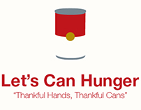 Let's Can Hunger - Winthrop University