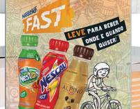 Orla Nestlé Fast e Nestea