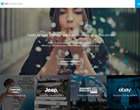 VML BUENOS AIRES - SHOWCASE DESING WEB