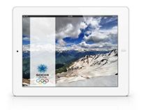 Olympics App Design