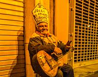 Abuelo vidente - Cercado de Lima