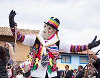 Chuto (danza Tunantada) - Jauja, Junín.