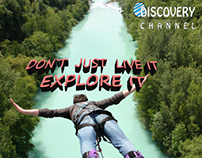 Fictitious project on discovery channel