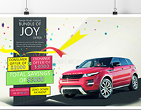 Car Offer Banner Design