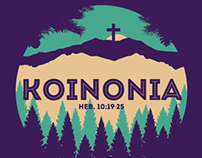 Fall Retreat T-shirt 2012